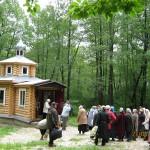 Благотворительная поездка на Семиключье