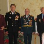 Благотворительная встреча для ветеранских организаций