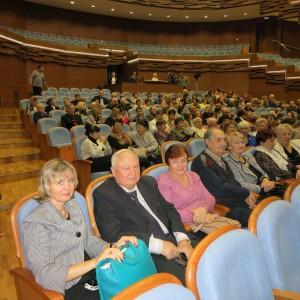 Посещение фортепианного концерта Алексея Герасимова для семей участников фонда